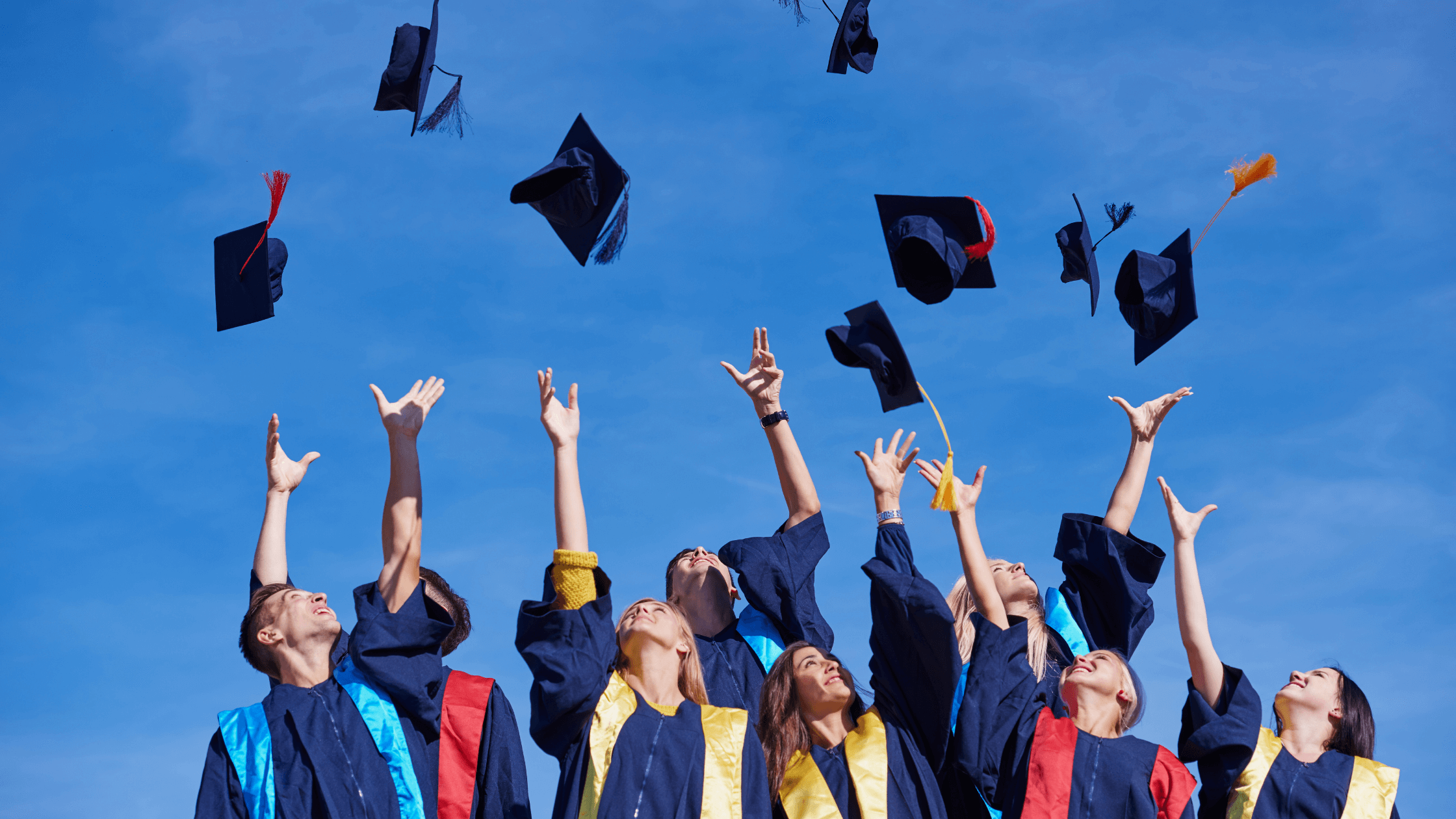 Advice For School Leavers – Education Doesn't Stop Here