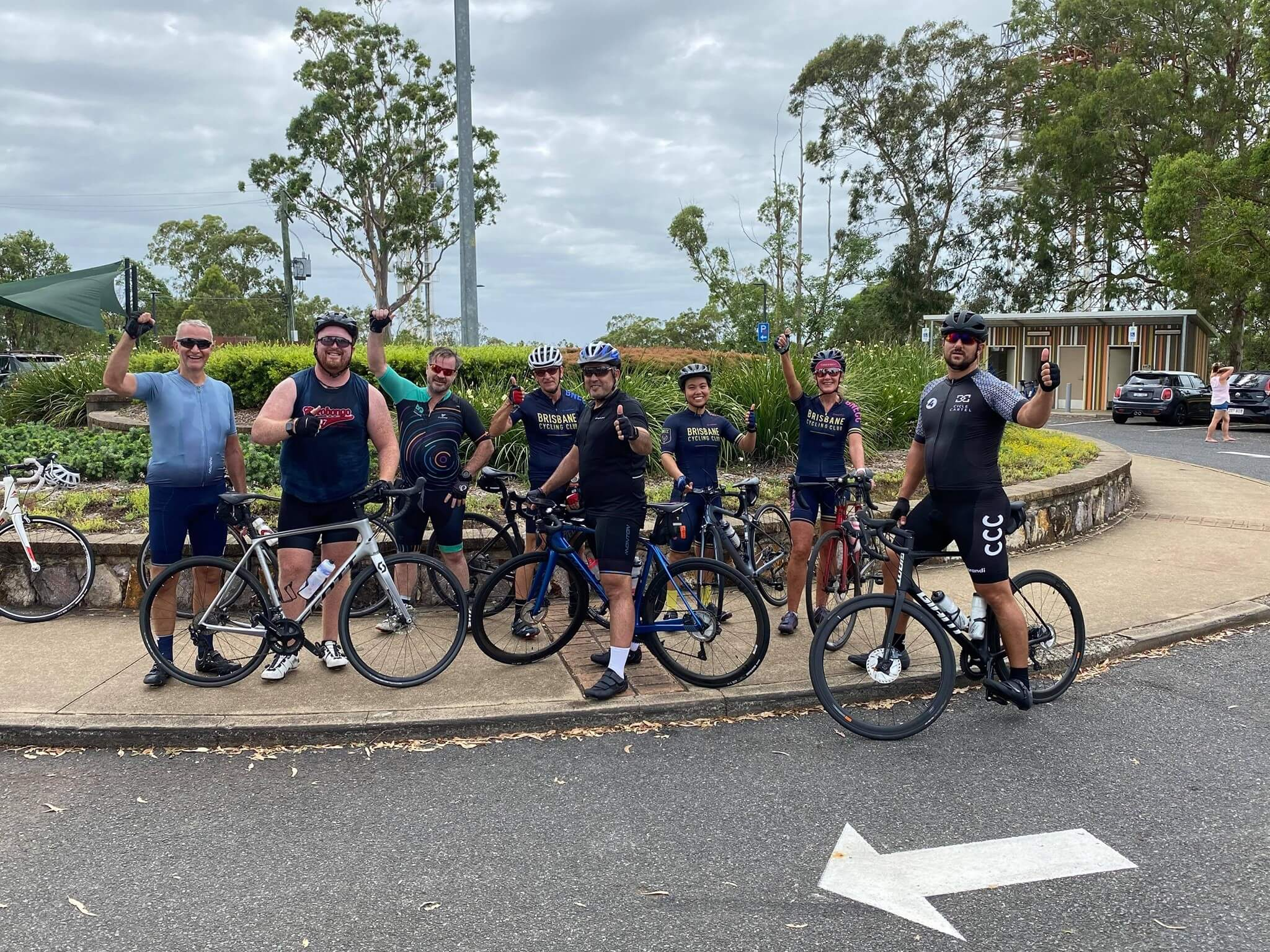 Brisbane to Byron Ride For The Kids
