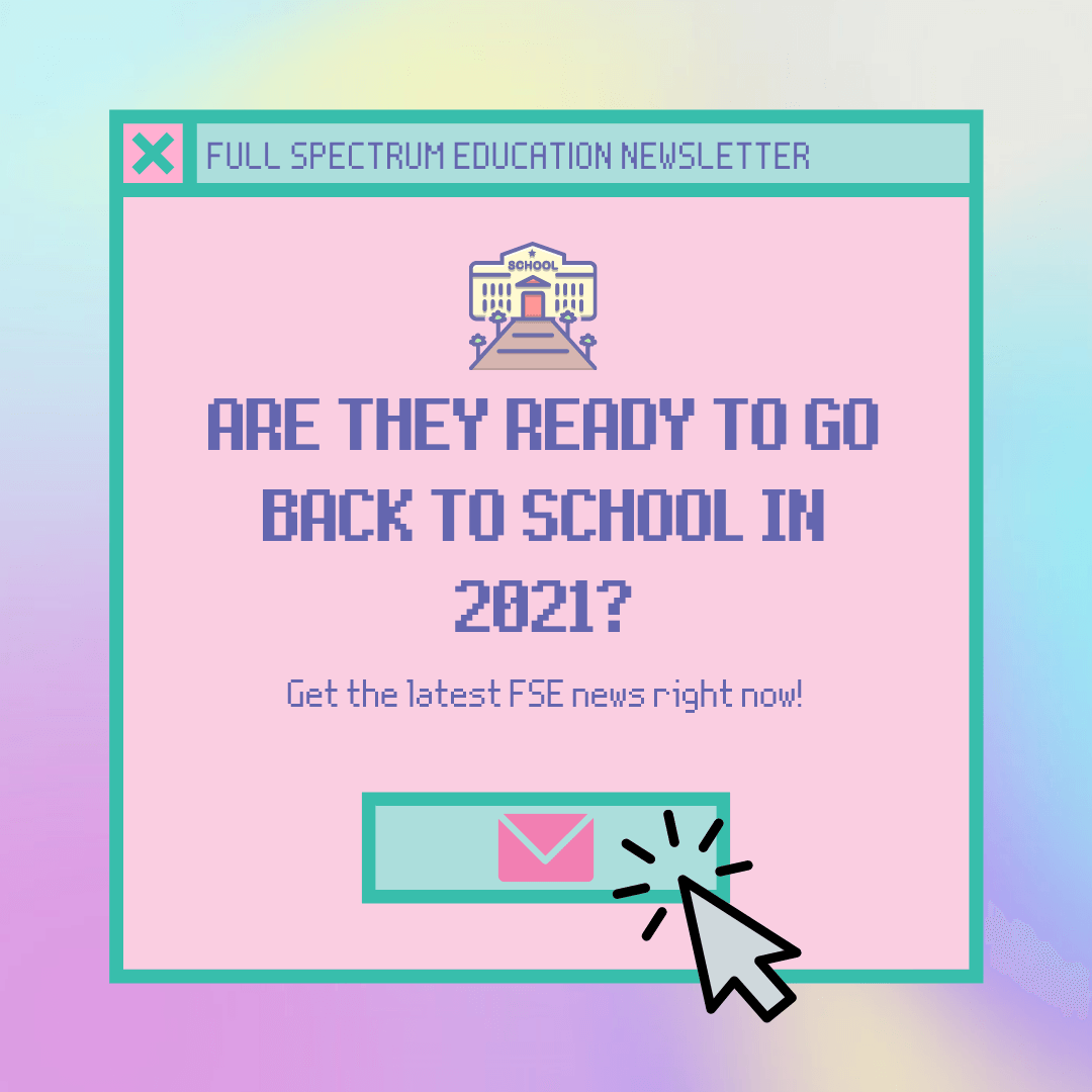 FSE Newsletter - Ready for 2021?