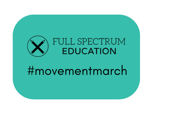 Movement March with Full Spectrum