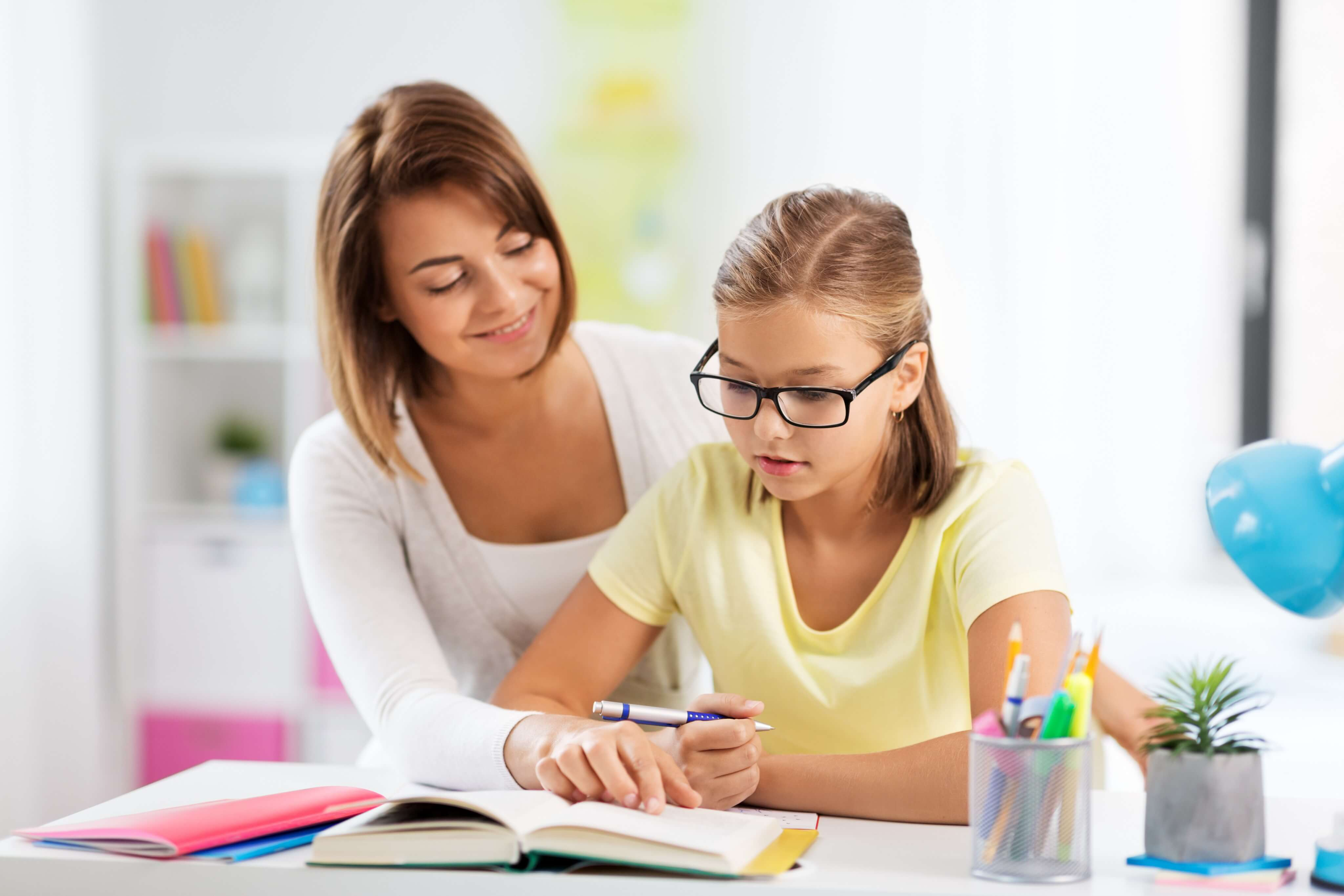 Why seek at home education for your child?